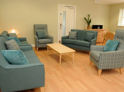 Lounge on Langley Ward